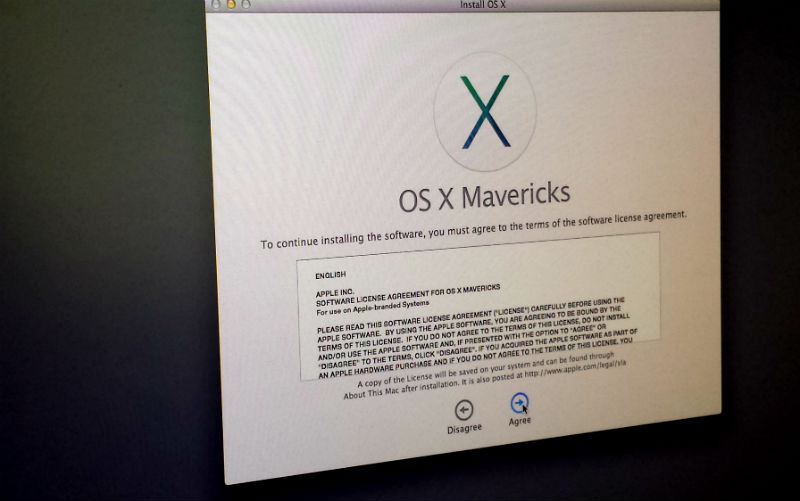 Mavericks License